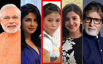 Mary Kom Wins 6th Gold: Narendra Modi, Amitabh Bachchan, Priyanka Chopra, Anushka Sharma Congratulate The Champ