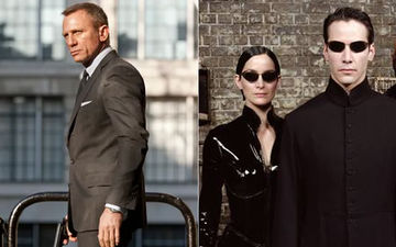 Mega Blockbusters In 2020: Daniel Craig's James Bond 007 Movie And Keanu Reeves-Carrie's Matrix 4 Officially Announced