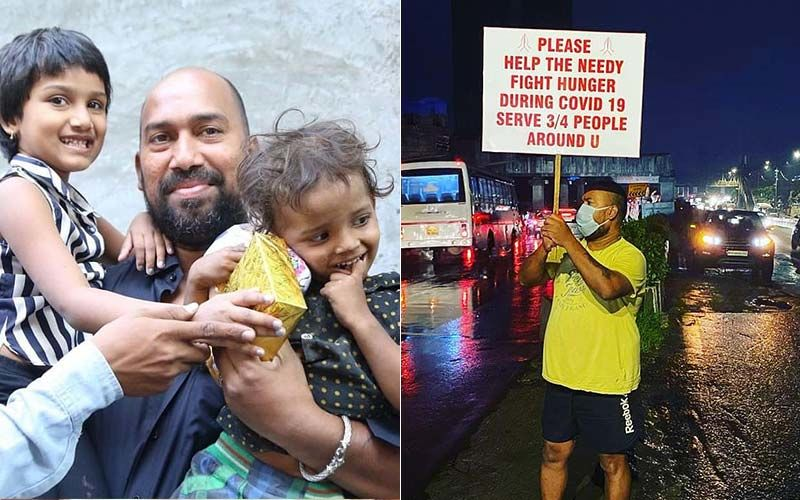 Meet Mauris Noronha, The Mumbaikar Who Spent His Life's Savings And Stepped Up For Society's Most Vulnerable During COVID-19 Pandemic