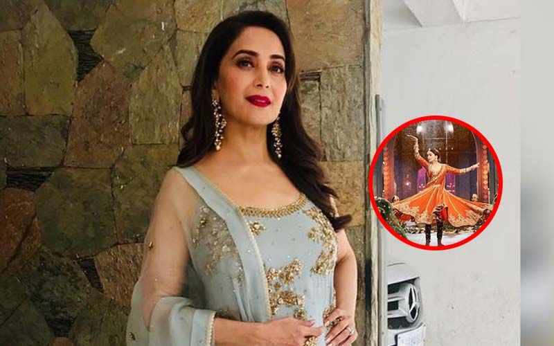 Madhuri Dixit Did Her First Stage Show At The Age Of 8
