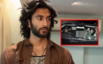 Meezaan Reveals The Reason For Hiding His Face From Paps When Spotted With Rumoured Girlfriend Navya Naveli