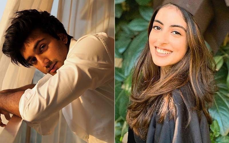 Navya Nanda Prepares To Host A Live Chat Session On World Menstrual Hygiene Day; Rumoured BF Meezaan Shows His Support