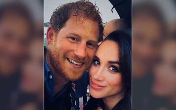 Prince Harry- Meghan Markle's Son Archie Giggles And Wishes Everyone A 'Happy New Year'; His 'American Accent' Grabs Attention