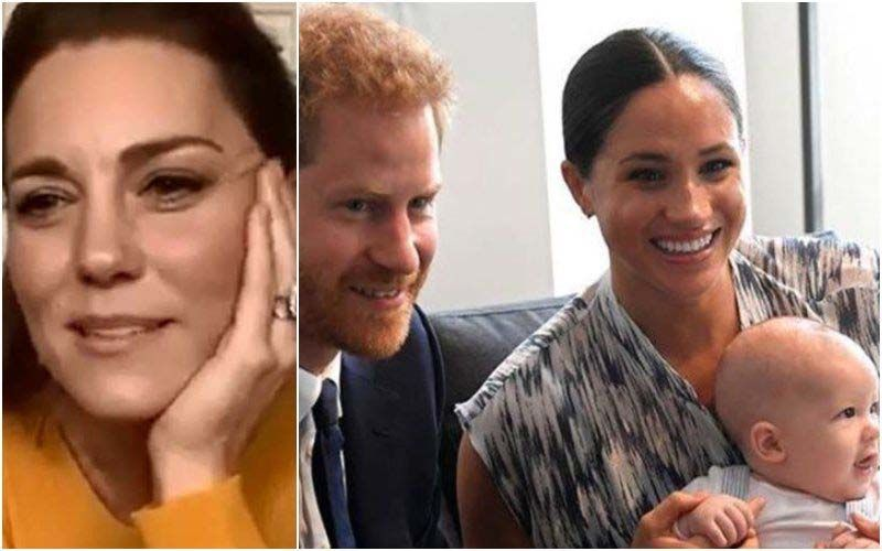 Meghan Markle's Email To The Palace Aide Asking Them To Rectify Kate Middelton Crying Story REVEALED; Aide Said Kate Wouldn't Comment On Idle Gossip- Reports