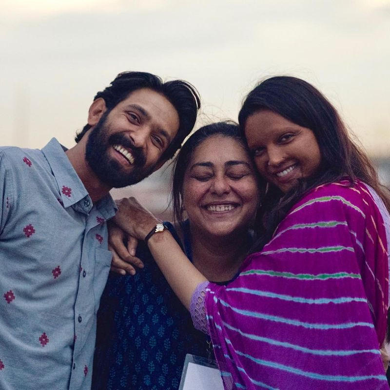Chhapaak Last Day Shoot: Emotional Meghna Gulzar Shares Photos With Deepika Padukone And Vikrant Massey
