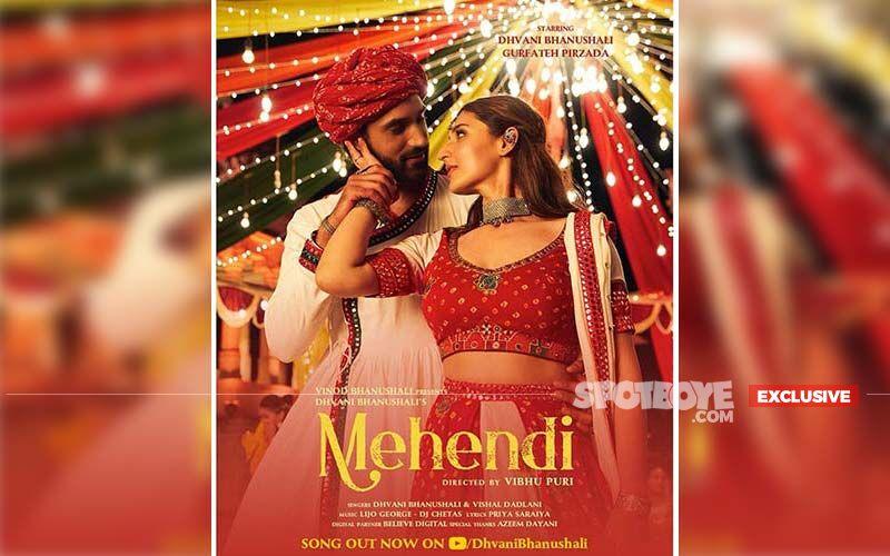 Dhvani Bhanushali: 'With Navratri Around The Corner, I Really Hope That Everyone Is Dancing On Mehendi'-EXCLUSIVE