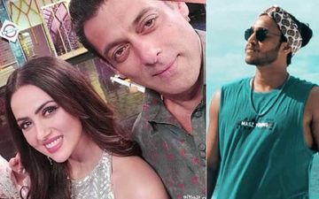 Sana Khaan Makes An EXPLOSIVE Revelation; Says Her Ex-BF Melvin Louis Didn't Want Her To Work With Salman Khan