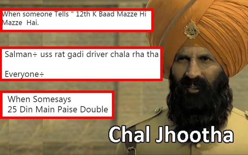 "Akshay Kumar's ""Chal Jhootha"" Dialogue From Kesari Is Making The Internet Go Crazy- Click To See Bizarre Memes"