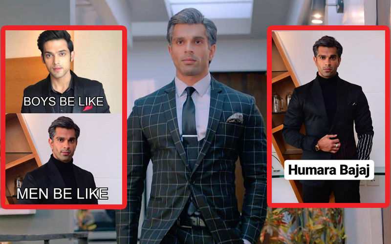 Memes And Wow! Fans Shower Abundant Love On Karan Singh Grover Aka Mr Bajaj From Kasautii Zindagii Kay 2