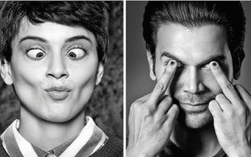 "Mental Hai Kya: Kangana Ranaut & Rajkummar Rao Scream, ""Crazy Is The New Normal"""