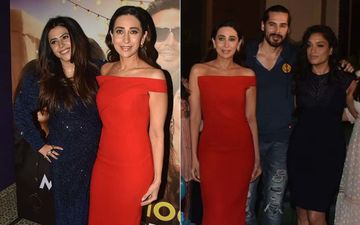 Mentalhood Trailer Launch: Karisma Kapoor And Ekta Kapoor Are Girl Ganging And We're Loving Their Camaraderie