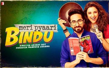 Parineeti Chopra & Ayushmann Khurrana's Meri Pyaari Bindu Improves On Day 2, Collects Rs 2.25 Crore At The Box-Office