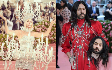 MET Gala 2019: Ishqbaaaz Duo Surbhi Chandna-Nakuul Mehta Give A Hilarious Spin To Katy Perry And Jared Leto's Looks