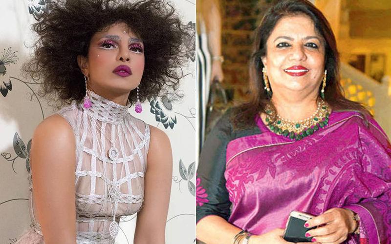 MET Gala 2019: Madhu Chopra's Reaction On Priyanka's Dramatic Look Is Every Indian Mom Ever