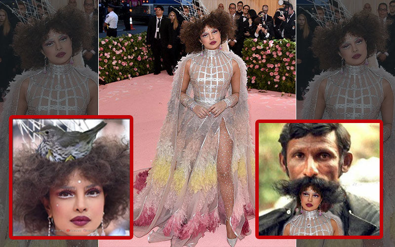 MET Gala 2019: Trolls Have A Field Day Over Priyanka Chopra's Risque Look
