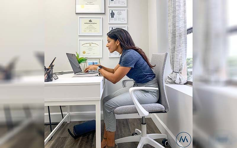 Is Work From Home Hurting Your Neck? Here's How You Can Prevent It