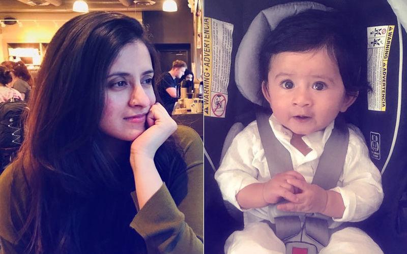 ये है मोहब्बतें एक्ट्रेस मिहिका वर्मा ने अपने लाड़ले बेटे की पहली तस्वीर को किया शेयर