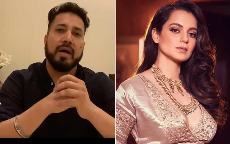 Mika Singh Slams Kangana Ranaut For Diverting The Limelight On Herself, 'Aap Acting Karo Na Yar Suddenly Itni Desh Bhagti Wo Bhi Twitter Aur News Pe'