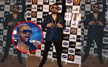 Mika Singh Teams Up With Boombastic Singer Shaggy To Launch Belly Ring On SpotlampE.com