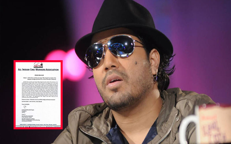 Mika Singh Faces A Ban In The Indian Film Industry After Singer Performs At A Wedding In Karachi