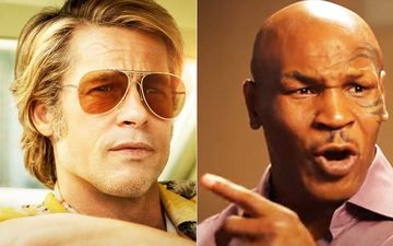 When Mike Tyson Caught Brad Pitt Having Sex With His Ex-Wife: 'I Was Mad As Hell, You Should've Seen His Face When He Saw Me'-VIDEO