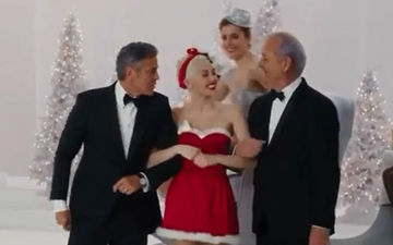 Ahead Of Christmas 2019, Miley Cyrus Wishes Her Fans By Sharing A Throwback Video Ft George Clooney And Bill Murray