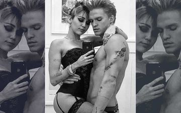 Cody Simpson 'Locks' Up Miley Cyrus For Good; What Break-Up?
