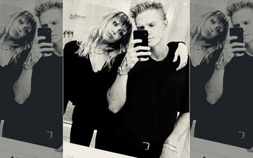 Miley Cyrus And Cody Simpson Pack On The PDA As They Share A KISS Over Soup