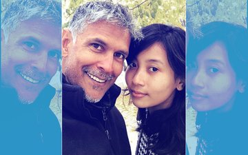 Milind Soman OPENS UP About Girlfriend Ankita Konwar