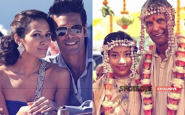 Milind Soman's Rumoured Ex-Girlfriend Dipannita Sharma Attends His Wedding & Says...