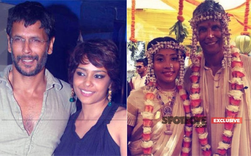 Here's What Milind Soman's Ex-Girlfriend Shahana Goswami Says About His Wedding...