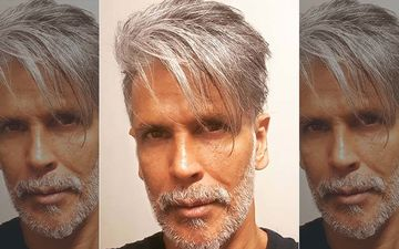 Milind Soman's Brand New Christmas Haircut Gets A Big Thumps Up From Fans; Supermodel Says His Wife Ankita Konwar Will Miss His Long Hair