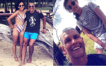 Honeymoon Pics: Milind Soman & Ankita Konwar Are On A Hawaiian High