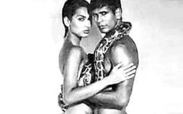 Milind Soman Posed Nude With Madhu Sapre In Old Photoshoot, Wonders How People Would React To The BOLD Pic If It Released Today