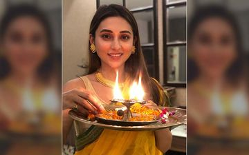 Mimi Chakraborty's New Traditional Look Is Apt For Diwali 2019, See Pics Here