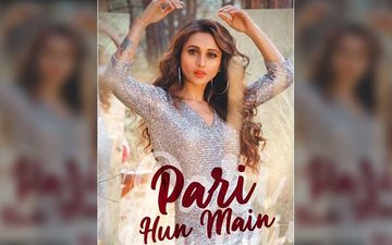 Mimi Chakraborty Shares Poster Of Her Next Song 'Pari Hun Main'