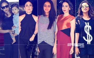 STUNNER OR BUMMER: Mira Rajput, Kareena Kapoor, Ananya Pandey, Karisma Kapoor Or Parineeti Chopra?