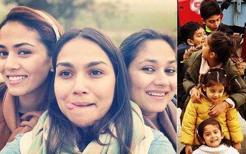 Shahid Kapoor Ki Asli Bandi Mira Rajput Enjoys Winter Vacay With Misha, But We Want To Know Where Is Zain?