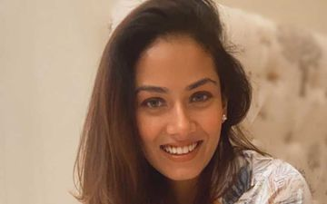 Mira Rajput Shares Stunning Pictures Of Herself; Netizens Stand Divided As She Asks Fans To Guess Who The Photographer Is