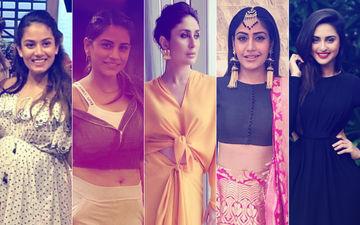 BEST DRESSED OR WORST DRESSED Of The Week: Mira Rajput, Bhumika Gurung, Kareena Kapoor, Surbhi Chandana Or Krystle D'Souza?