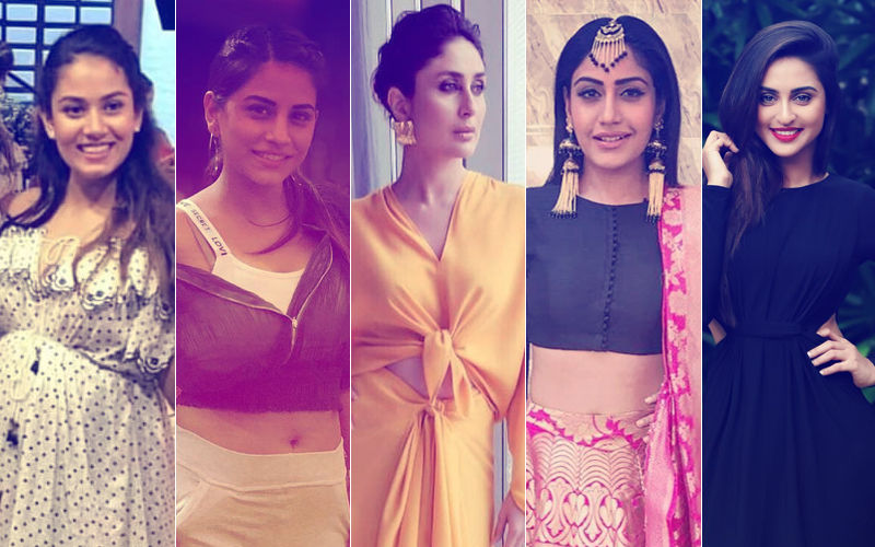 BEST DRESSED OR WORST DRESSED Of The Week: Mira Rajput, Bhumika Gurung, Kareena Kapoor, Surbhi Chandana Or Krystle D'Souza?