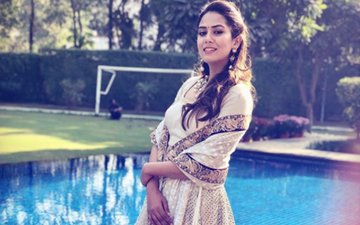 Here's What Delhi Girl Mira Rajput Misses In Mumbai...