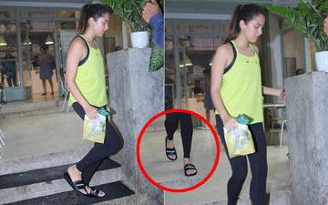 OMG! Here's How Much Mira Rajput's Gym Slippers Cost!