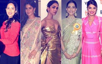 WORST DRESSED Celebs Of 2017: Mira Rajput, Katrina Kaif, Deepika Padukone, Sonam Kapoor Or Priyanka Chopra?