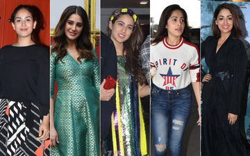 STUNNER OR BUMMER: Mira Rajput, Nargis Fakhri, Sara Ali Khan, Nushrat Bharucha Or Yami Gautam?