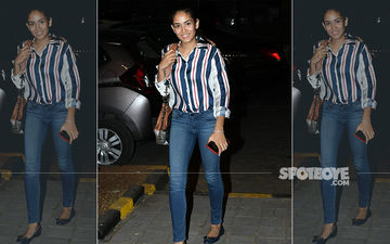 Mira Rajput's Latest Outing Is Giving Us Major Inspiration For Smart Office Wear