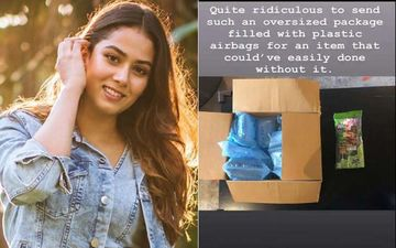 "Mira Rajput Says No To Plastic; Calls Out Online Sellers For Their Wasteful And ""Ridiculous"" Packaging"