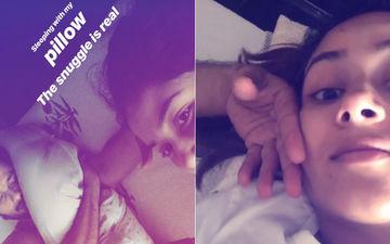 Mira Rajput Clicks Hilarious Pictures Of A 'Sleeping' Shahid Kapoor