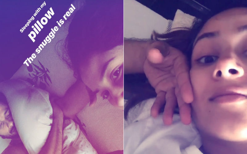 Mira Rajput Clicks Hilarious Pictures Of A 'Sleeping' Shahid Kapoor