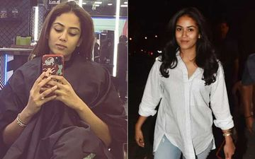 Mira Rajput Is In The Mood For Some Self-Pampering; Lady Gets A New Hair Makeover